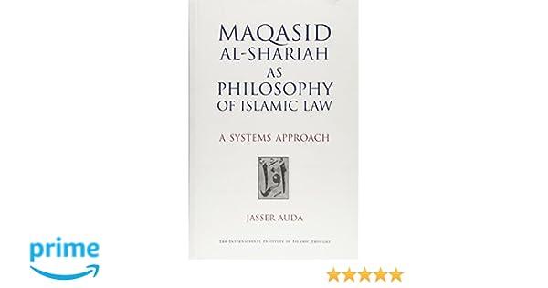 maqasid al shariah pdf