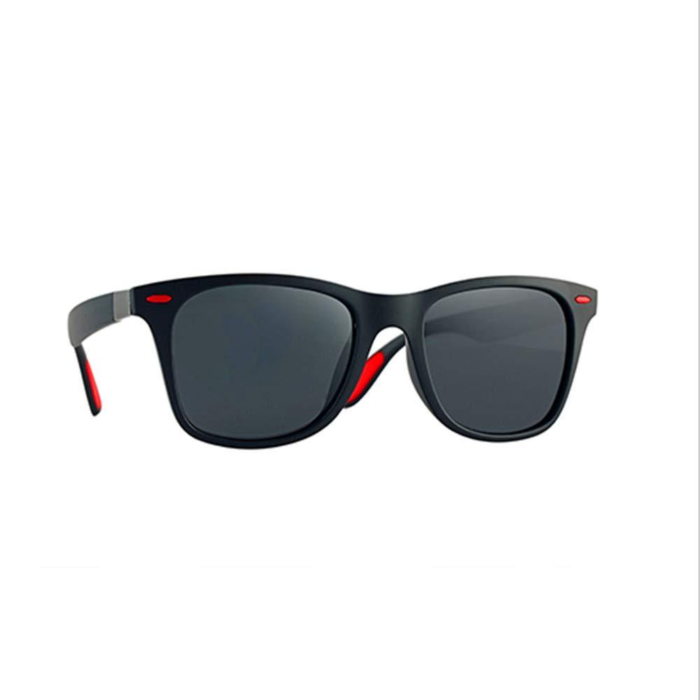 491a78bea0 Lunettes de Soleil polarisées Homme Femme/Sports Eyewear réfléchissantes  avec Sports de Plein air d