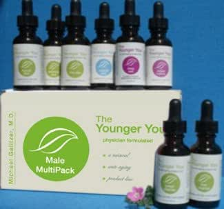 The Younger You® Two-Month Health Pack for Men