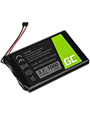 Accu, batterij Green Cell ® KE37BE49D0DX3 voor GPS Garmin Edge 800 810 Nuvi 1200 1260 2300 2460 2475 2515 2789LMT, (Li-Ion cellen 1000mAh 3.7V) hoge capaciteit, duurzame cellen