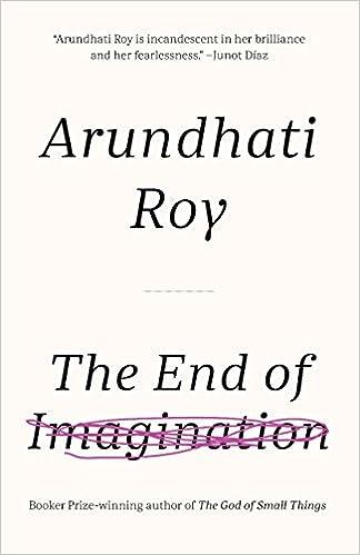 Arundhati Roy Books Pdf