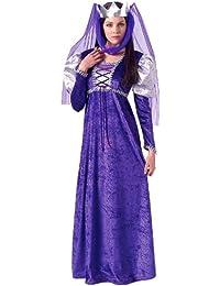 Adult Renaissance Queen Costume - Adult Std.