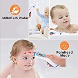 no Touch Forehead Thermometer Infrared Digital