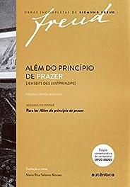 Além do princípio de prazer [Jenseits des Lustprinzips]: Edição crítica Bilingue