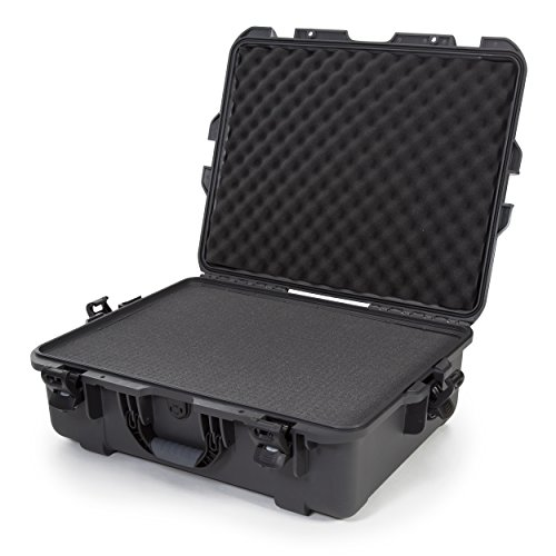 Nanuk 945 Waterproof Hard Case with Foam Insert - Graphite