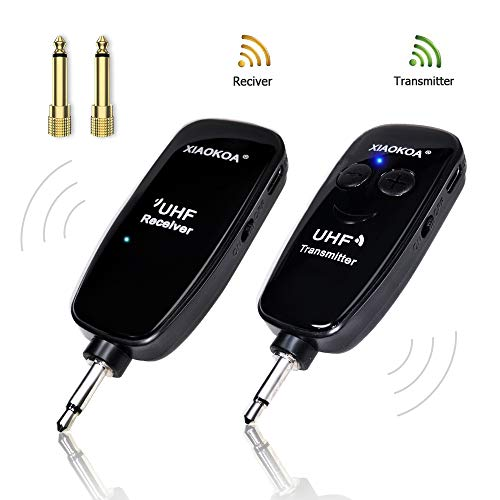 Wireless Guitar Syetem Uhf