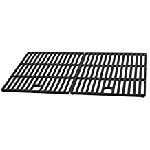 Cast Cooking Grates for Bond, BroilChef GSF2616AC, GSF2616, 41590 Gas Grill Models, Set of 2