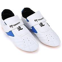 VGEBY Taekwondo Shoes, Unisex Children Adult Lightweight Martial Arts Sneaker for Taekwondo, Boxing, Karate,Kung Fu and TaiChi
