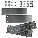 BUD Industries RM-14212 Aluminum Rackmount