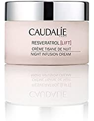 Caudalie Resveratrol Lift Night Infusion Cream, 1.7 Ounce