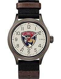 Timex Men's TWZHPNTMB NHL Clutch Florida Panthers Watch