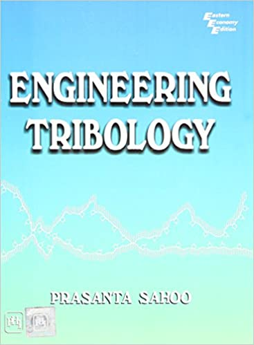 Engineering Tribology Ebook