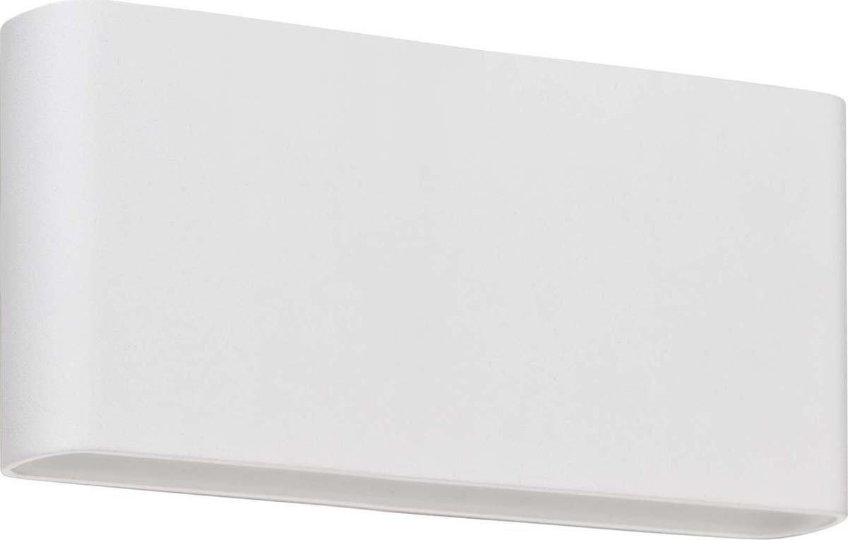 Brumberg LED Wandleuchte, 2 2 2 x 5 W, 9 x 17 cm, weiß 10046173 29c42f