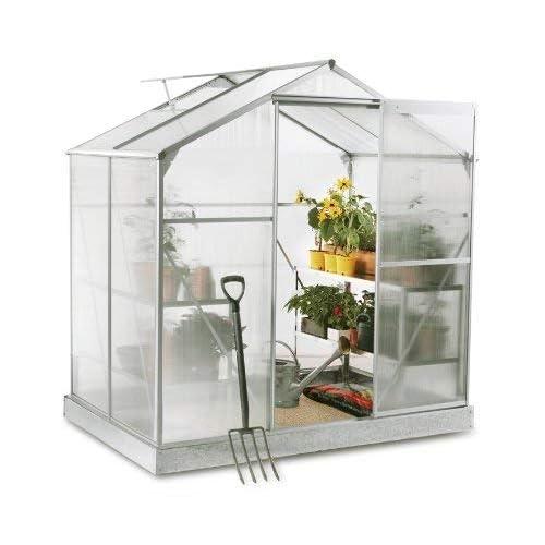 6ft Greenhouse: Amazon.co.uk