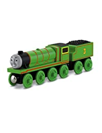 Fisher-Price Thomas & Friends Wooden Railway Henry Engine