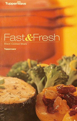TupperWave: Fast & Fresh Stack-Cooked Meals