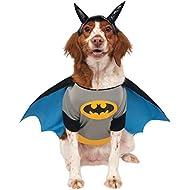 Rubie's DC Comics Pet Costume, X-Large, Batman