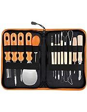 14 Pack Professional Pumpkin Carving Kit for Carving Pumpkin