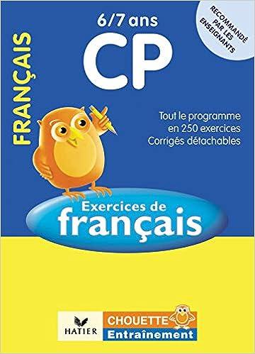 Francais Cp 6 7 Ans Exercices De Base 9782218920806 Amazon Com Books