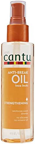 Hair Styling: Cantu Anti-Break Oil