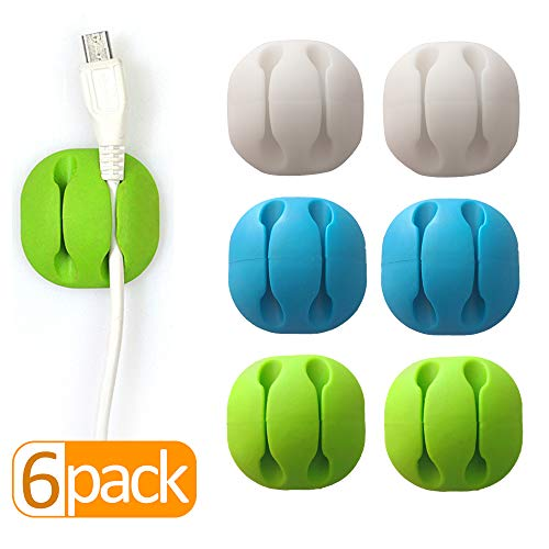 LOMILY Cable Clips Desktop