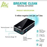 Personal Air Purifier Wearable/Ionizer