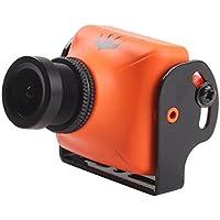 Crazepony RunCam Swift 600TVL FPV Camera 2.1mm Lens OSD with IR Blocked NTSC for Multicopter Orange