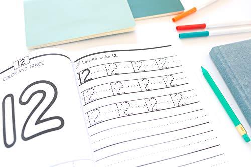 Kindergarten Math Workbook: Kindergarten and 1st Grade Workbook Age 5-7   Homeschool Kindergarteners   Addition and Subtraction Activities + Worksheets (Homeschooling Activity Books)
