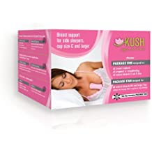 Kush Breast Support for Side Sleepers - Version 2 (for natural breast DD cup and larger)