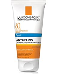 La Roche-Posay Anthelios Activewear Lotion Sport Sunscreen, 5 Fl. Oz.