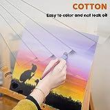 CONDA Artist Canvas Panels 12 x 12 inch, 14
