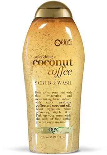 OGX Coconut Coffee Body