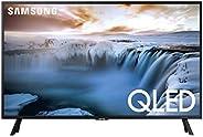 """SAMSUNG QN32Q50RAFXZA Flat 32"""" QLED 4K 32Q50 Series Smart TV (2019 m"""