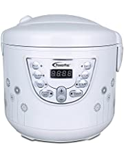 PowerPac Rice Cooker, White