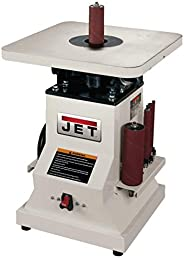 JET JBOS-5 Benchtop Oscillating Spindle Sander, 1/2 HP, 1PH 115V (708404)