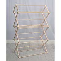 Pennsylvania Woodworks Extra Large Wooden Clothes Drying Rack