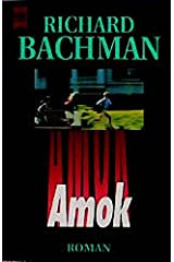 Amok. Roman. (German Edition) Paperback