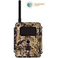 HCO Spartan GoCam Mobile Wireless Blackout IR Flash Game Trail Camera, Kryptek Camo - AT&T- GC-ATTxB