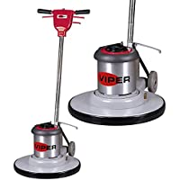 Viper Cleaning Equipment VN1715  Venom Series Low Speed Buffer, 17 Deck Size, 175 rpm, 50 Power Cable, 110V, 1.5 hp, 16 Pad Driver