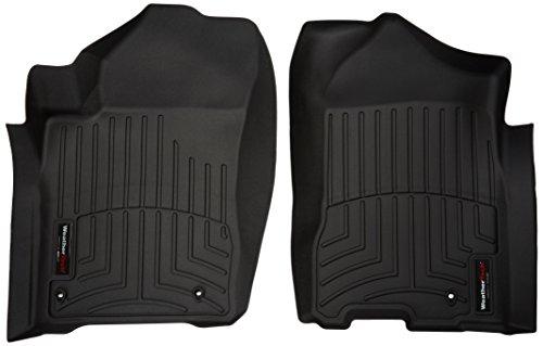 WeatherTech Custom Fit Front FloorLiner for Select Nissan/Infiniti Models (Black)