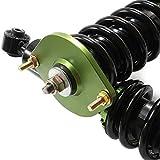 Coilover Struts Spring Shocks Assembly Adjustable