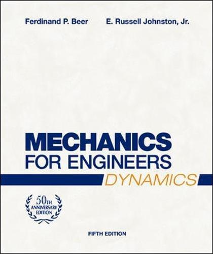 Download Mechanics for Engineers, Dynamics (Mechanical Engineering