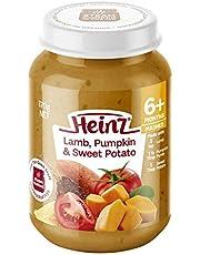 Heinz Lamb Pumpkin and Sweet Potato Jar,170g