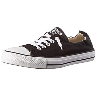 Converse Chuck Taylor All Star Shoreline Black Lace-Up Sneaker - 8.5 B - Medium