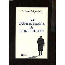 CARNETS SECRET L JOSPIN
