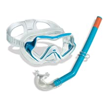 Swimline Thermotech Mask And Snorkel Set by Swimline