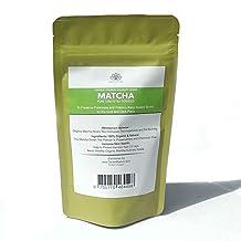 Tender Nature Matcha Green Tea Powder - 30g [USDA Organic] Japanese Culinary Grade- All Day Energy - Lattes - Smoothies - Baking - Antioxidants FAT Blocker-Incredible Taste - Now From Japan