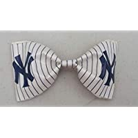 72700b0dfaa2 New York Yankees Bobby Pin Hair Bow or Bow Tie