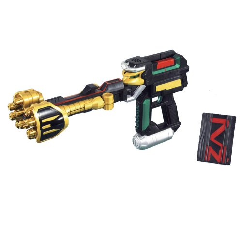 Dene DX Masked Rider Den-O Super Big Buster armed consolidated (japan import)
