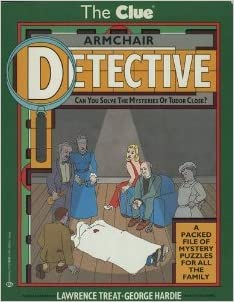 The Clue Armchair Detective: Treat, Lawrence ...